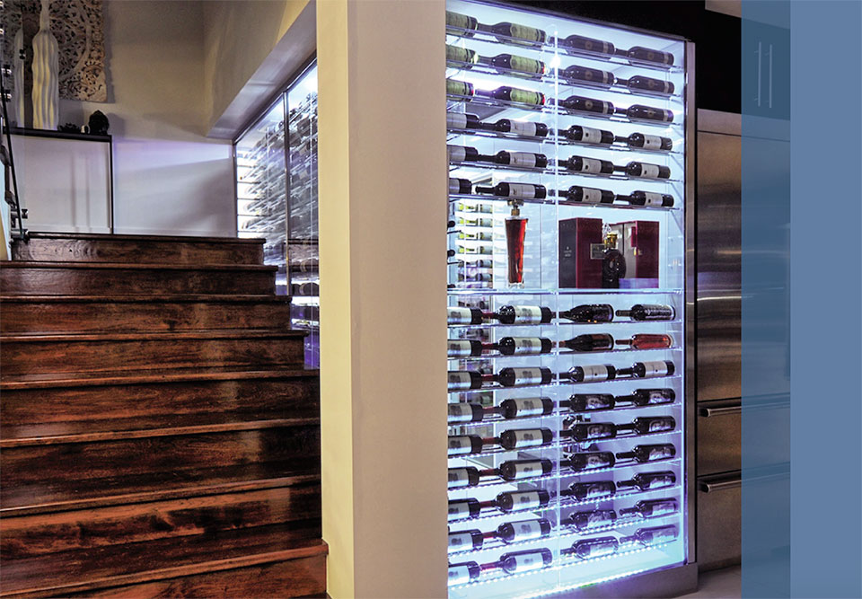 Wine Cellars- Park City Cabinet