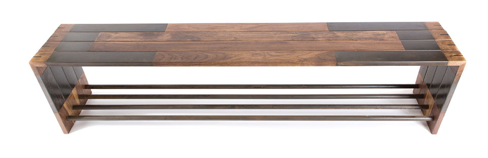 Working with Wood- Park City Table 2