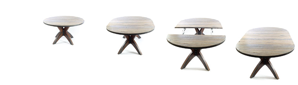 Working with Wood- Park City Table 3