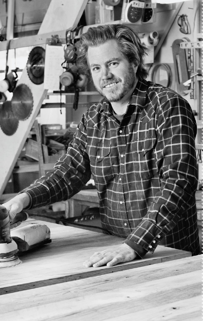 Working with Wood- Park City Wes Walsworth