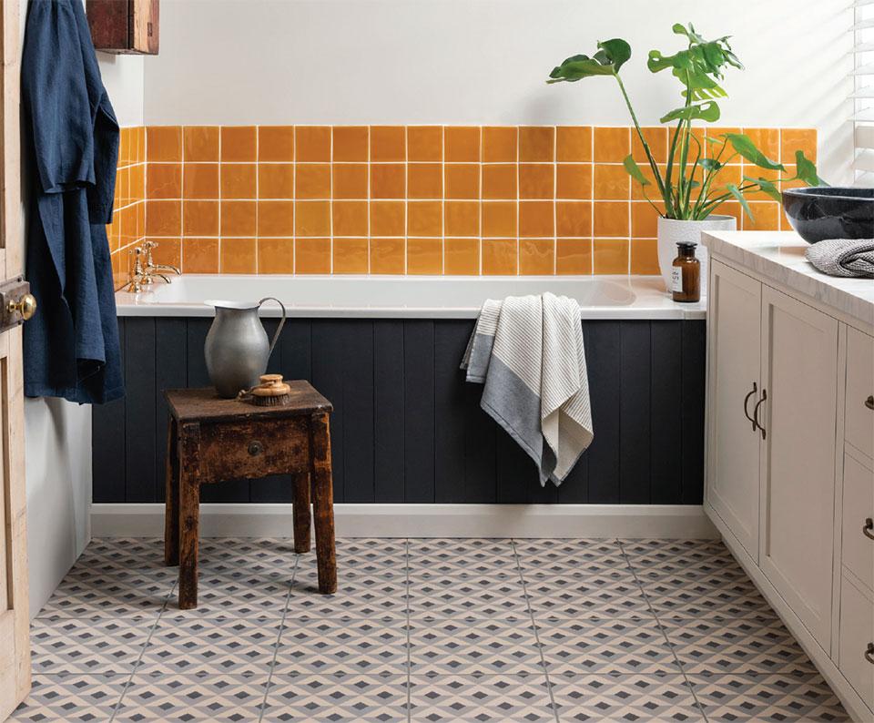 Beyond Tile- Park City Bathroom