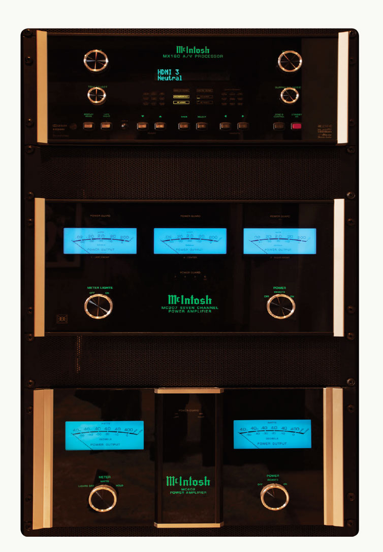 Audio Innovations- Sun Valley McIntosh Amplifier