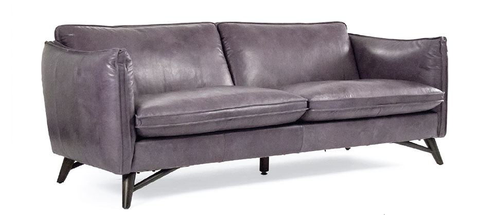 On The Hunt- Sun Valley Leather Sofa