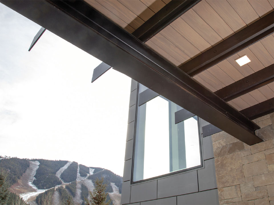 Steel- Sun Valley Roof 2