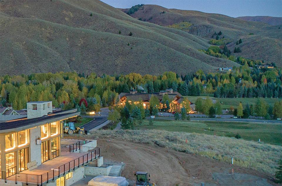 Sun Peak Drive- Sun Valley- House Exterior