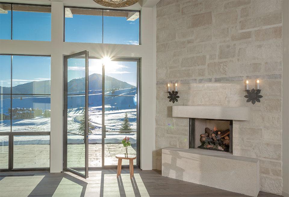Sun Peak Drive- Sun Valley- Living Room
