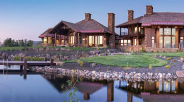 The Relationships that Make a House a Home- Jackson Hole