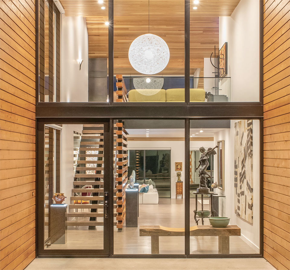Home System Solutions- Bend Front Door