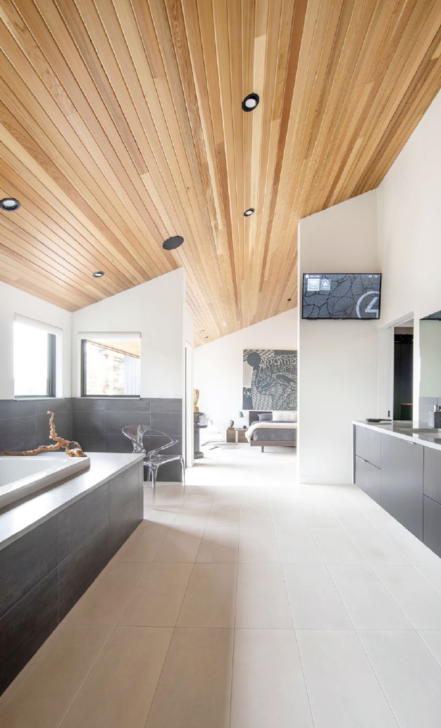 Home System Solutions- Bend Bathroom and TV