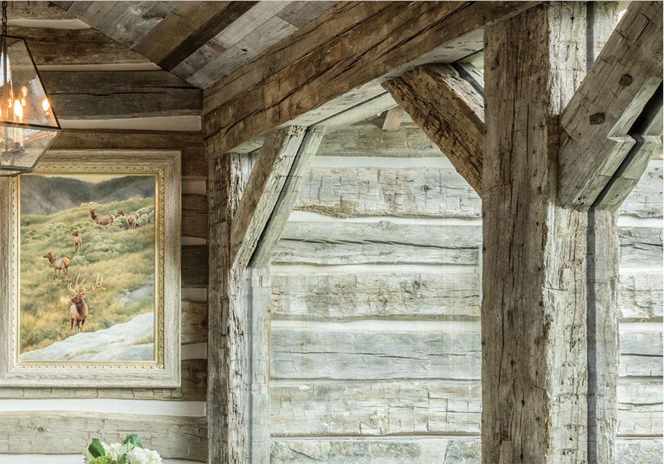 Surfaces- Bend Log Room