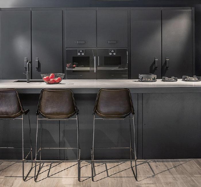 Surfaces- Bend Kitchen