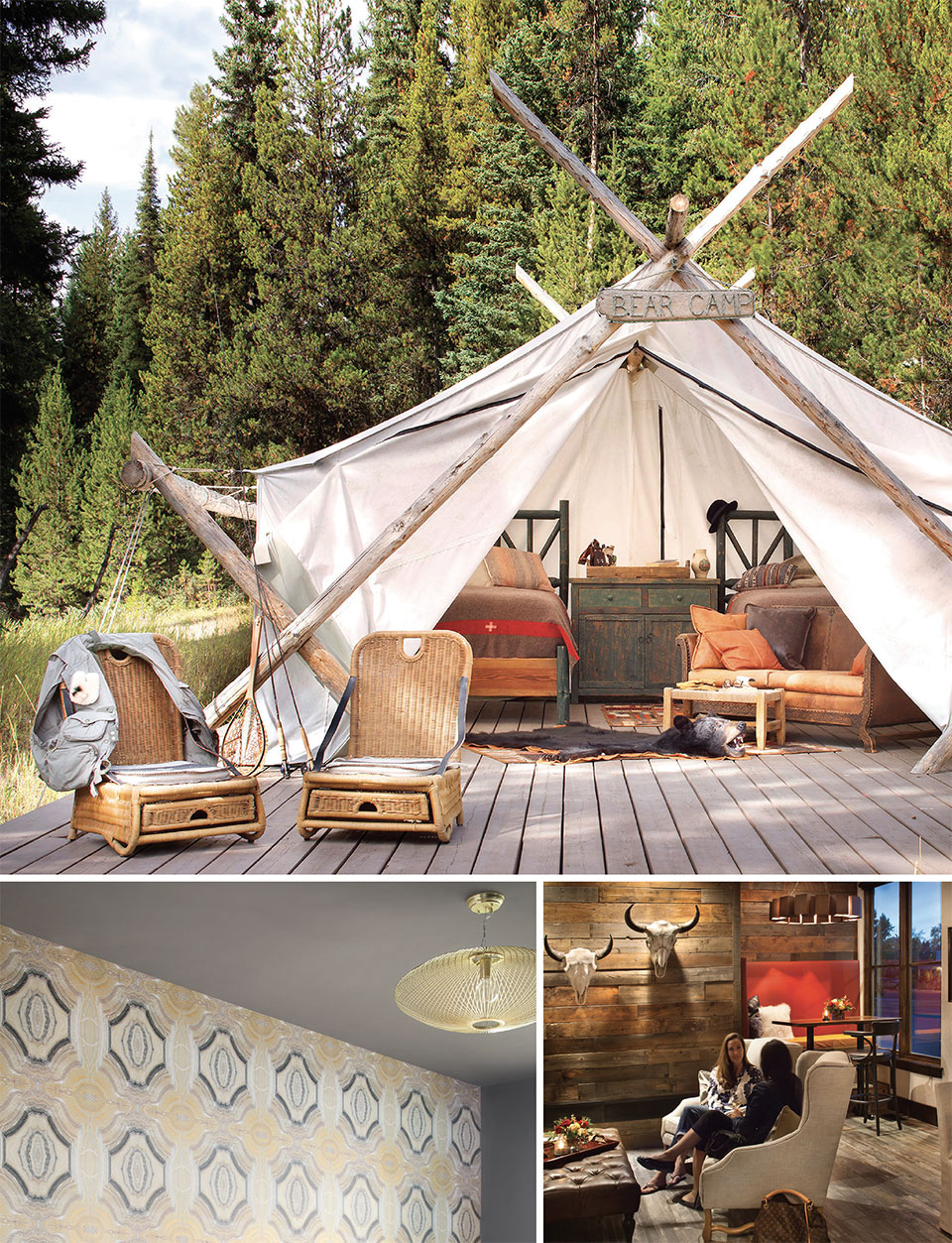 Camp Martini – Camp To Glamp